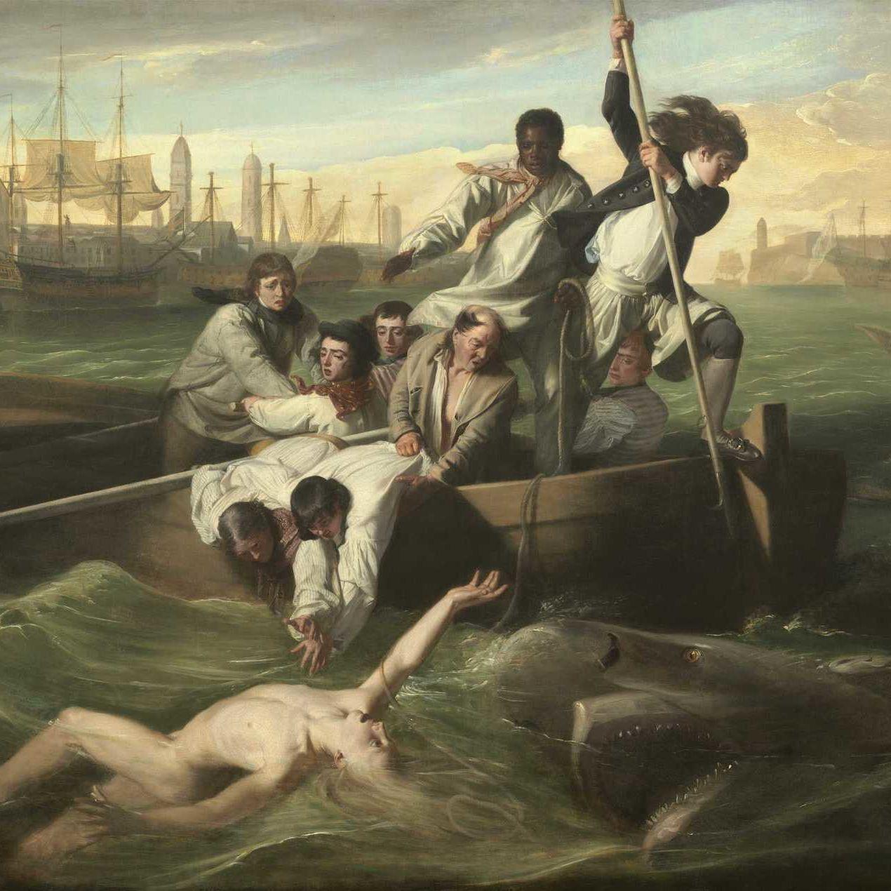 Copley   watson and the shark h1ymop