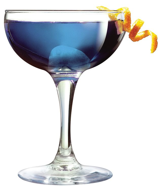 Coupe cocktail glass qoffne