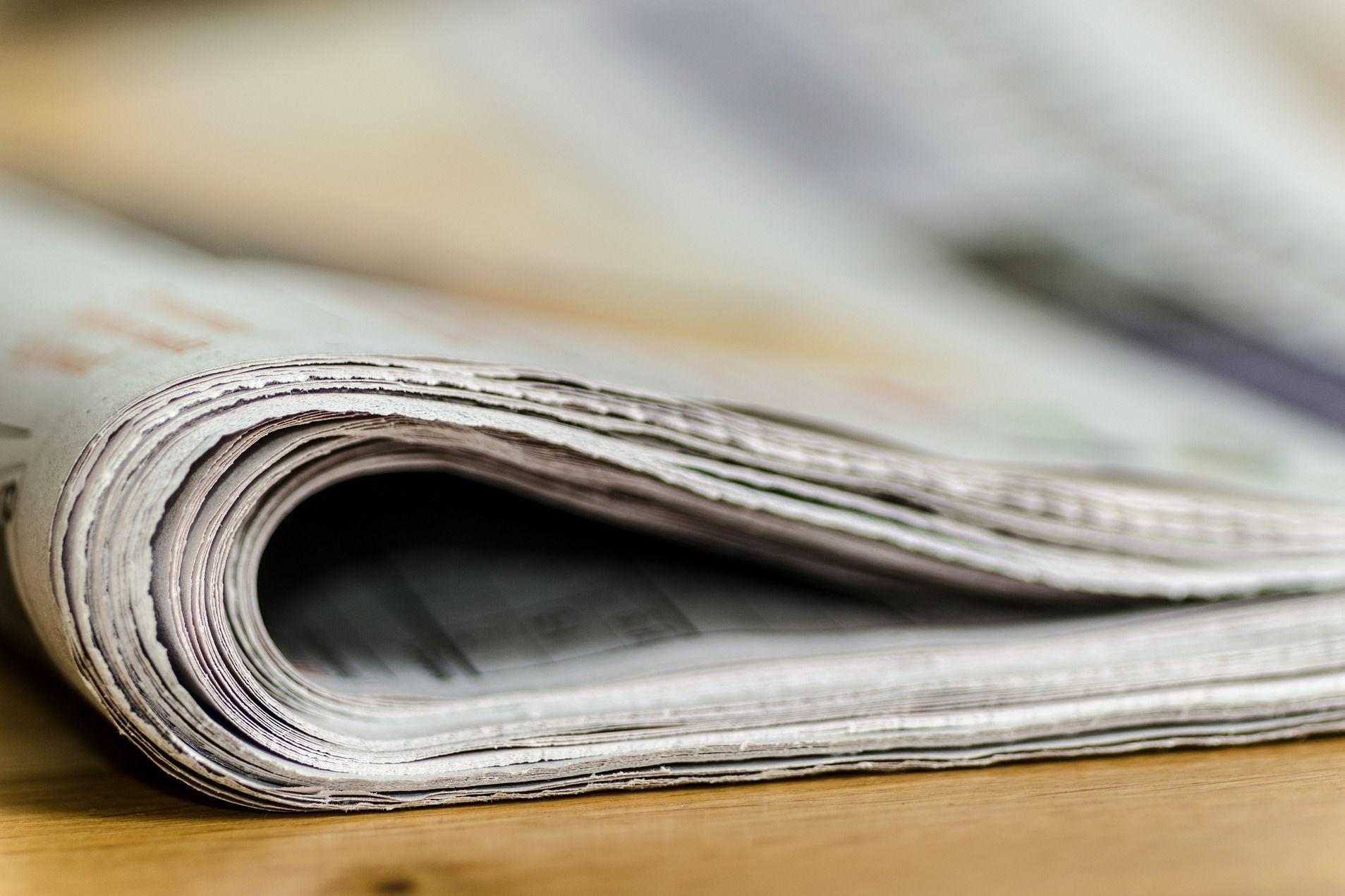 Newspaper v7vvko