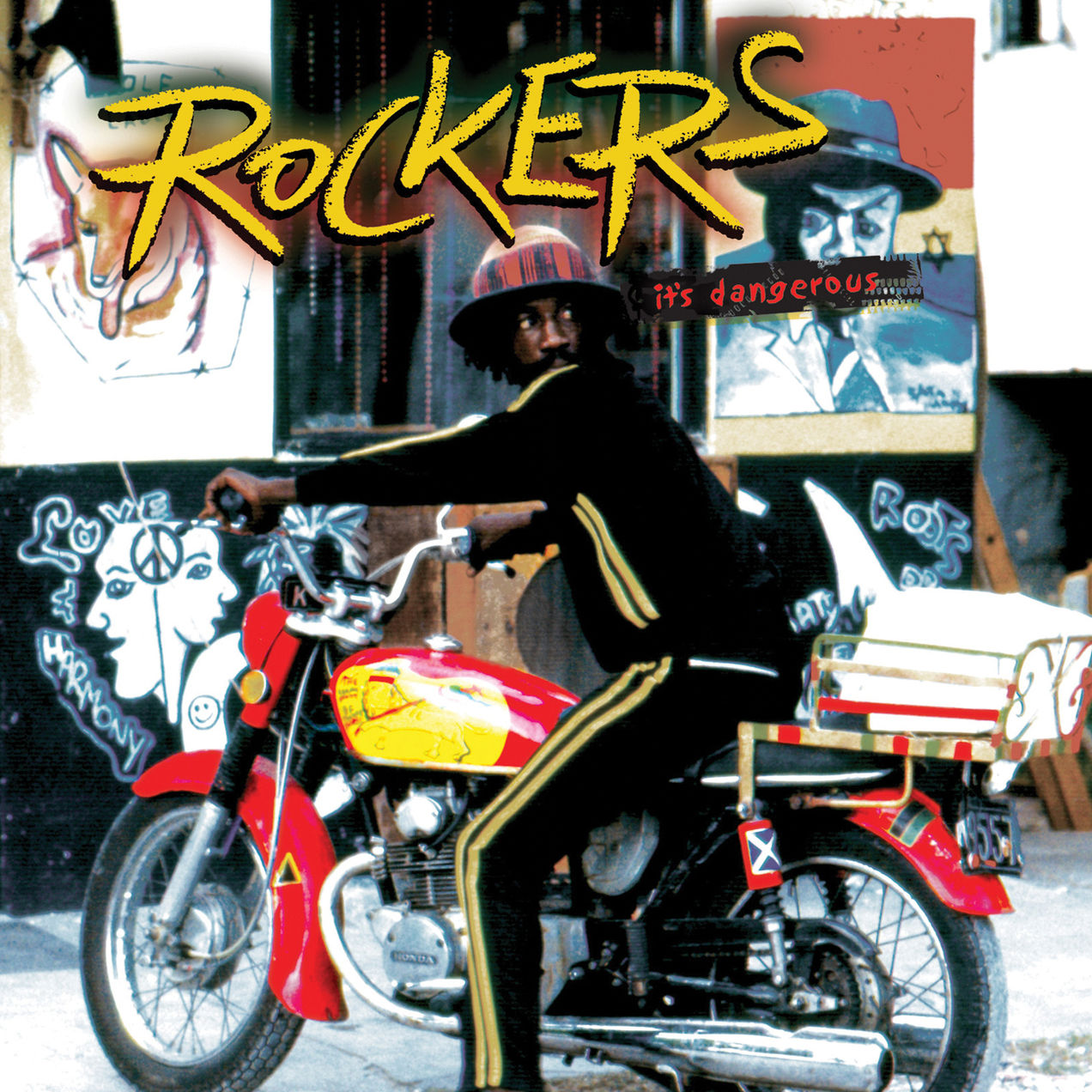 Rockers screen style ajfa8m