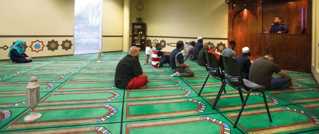 Spanish mosque ekfjim
