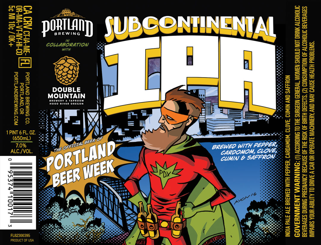 Beer week subcontinental ipa wdeean