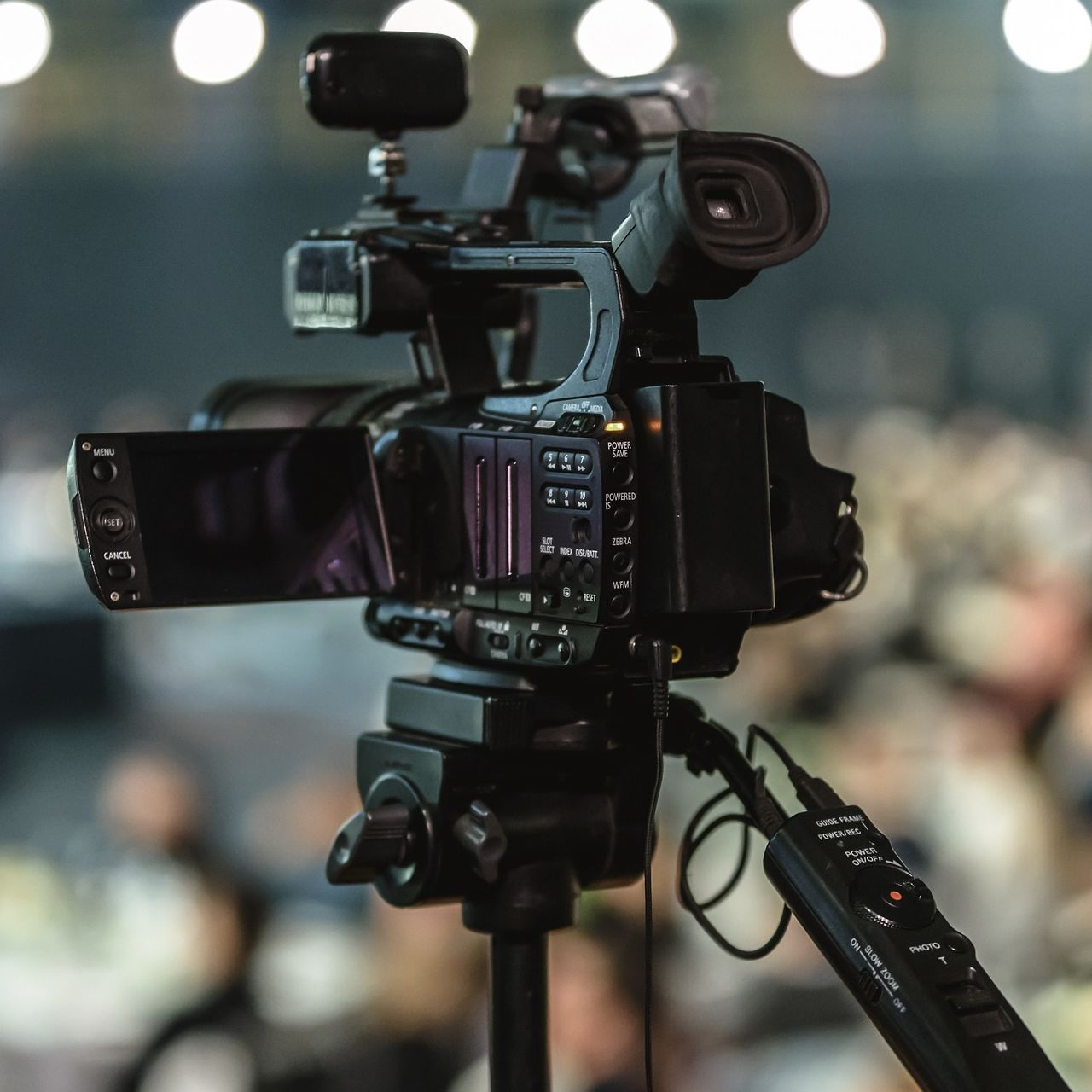 Video camera spkbyv