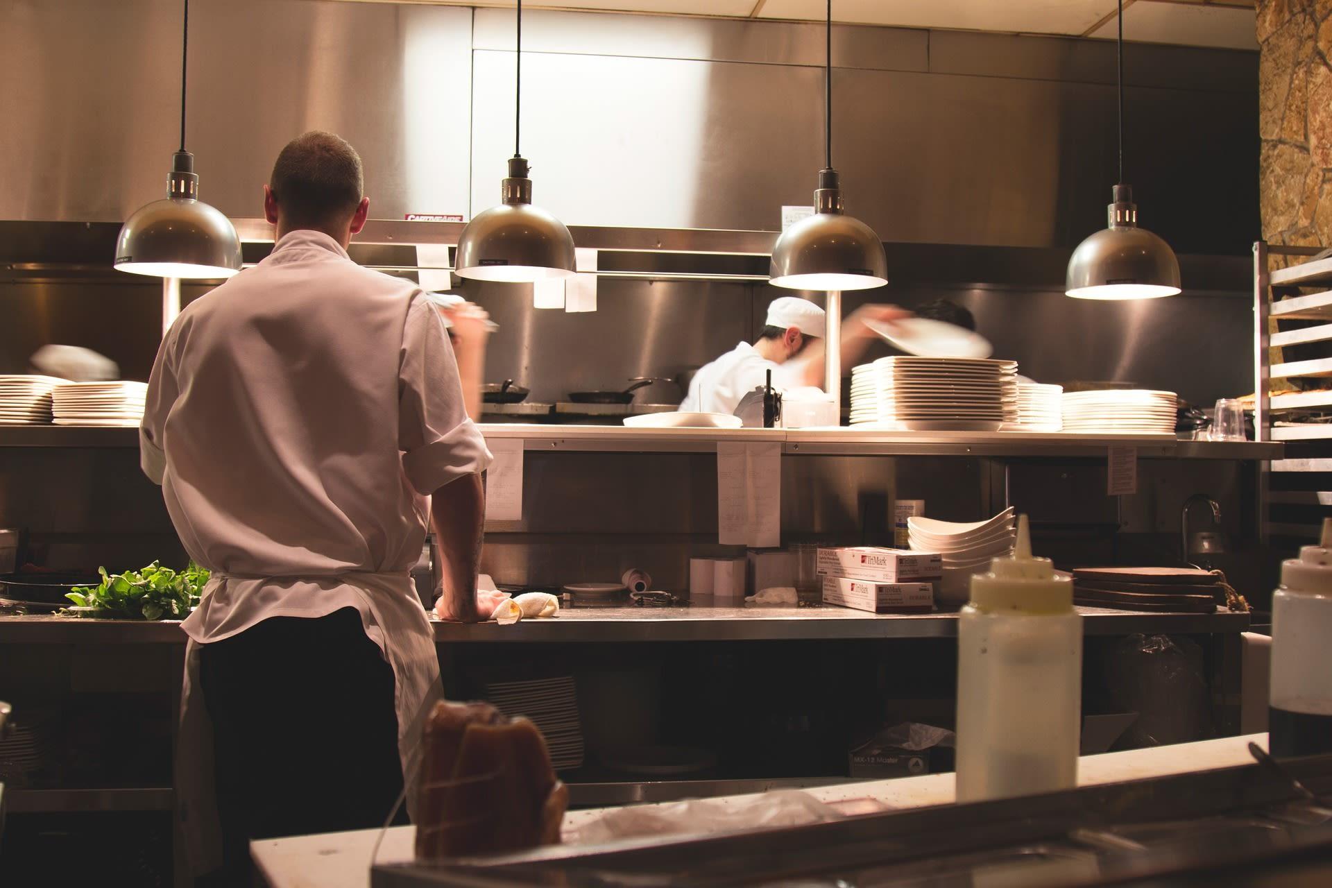 Restaurant kitchen ckg6d2