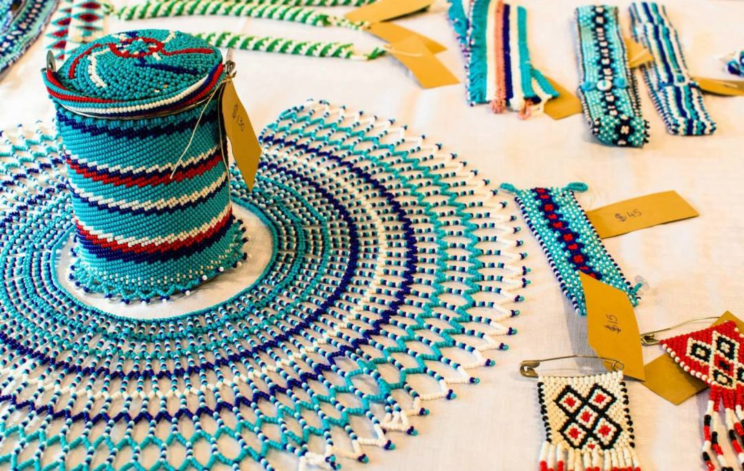 Support Houston Art with South African Jewelry