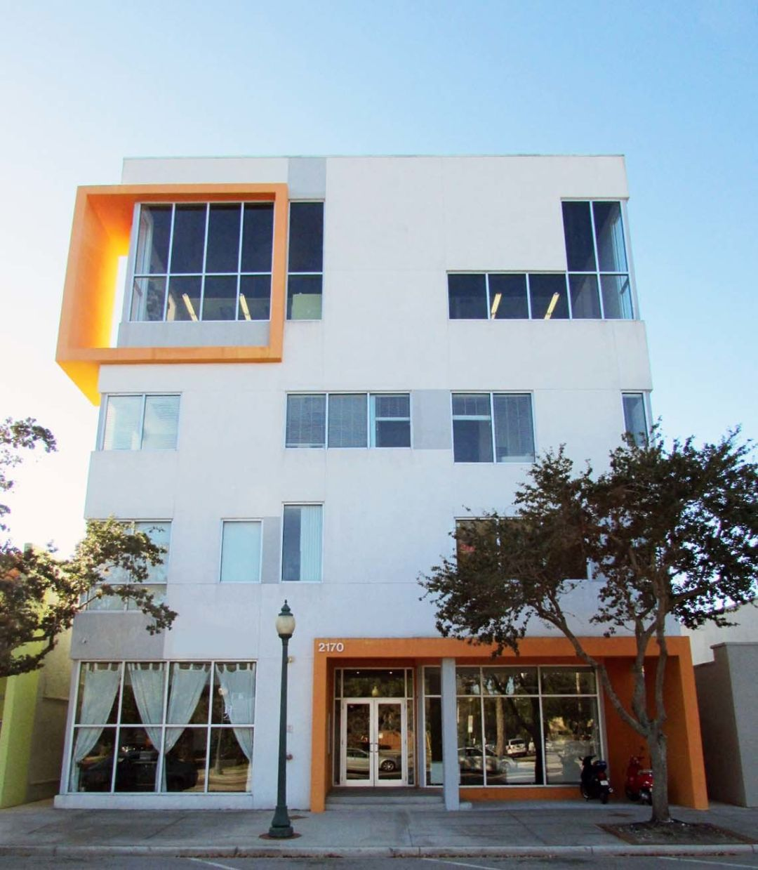 The Finergy Building at 2170 Main St. in downtown Sarasota.