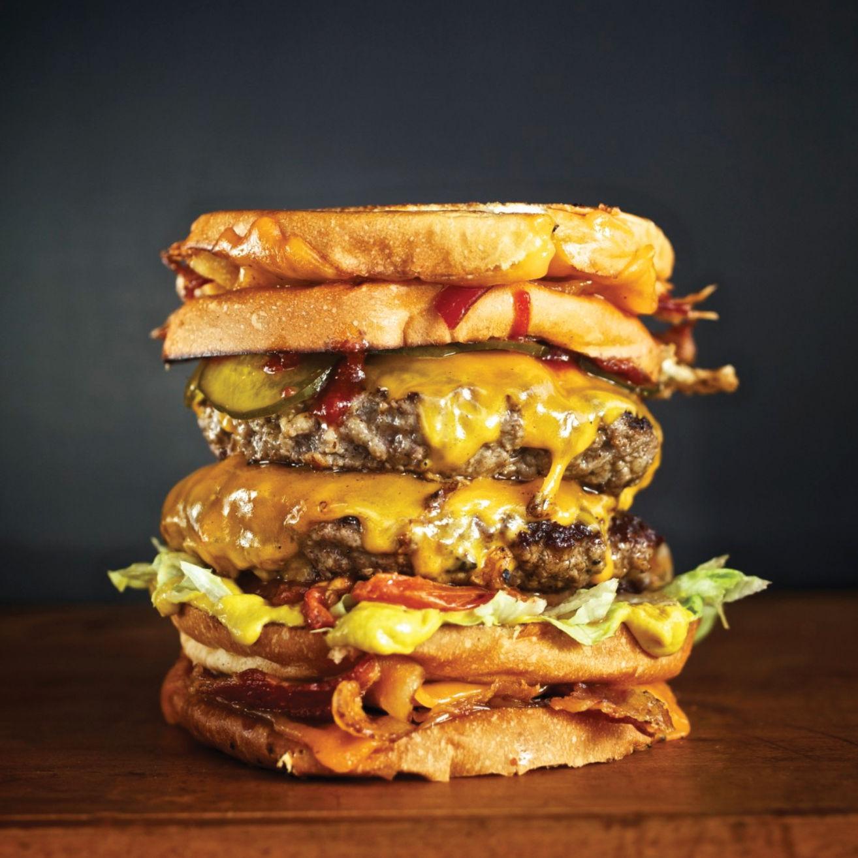 Bernies burger bus burger xgfgqy