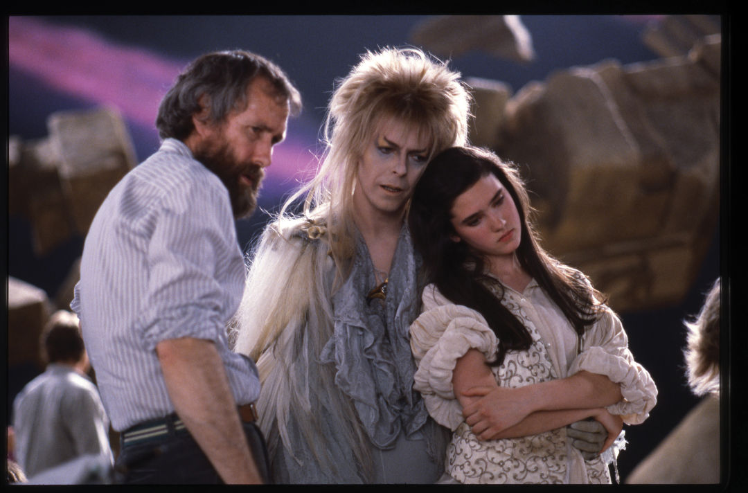 Labyrinth henson set photo as8kdw