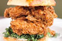 Skillet diner fried chicken sammy hum9ze bxbbfl