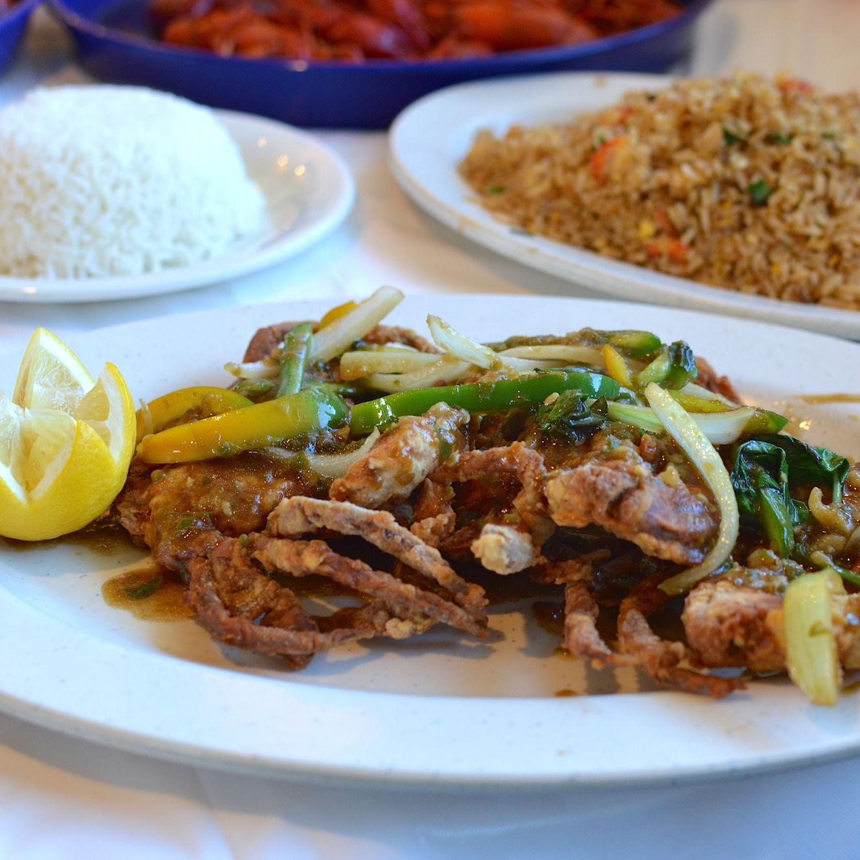 88 boiling   thai fried softshell crab with basil pm2ypr