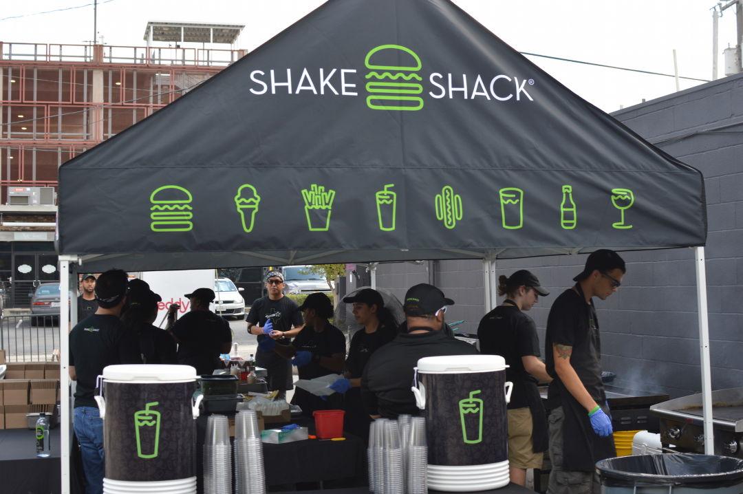 Shake shack booth ucsltj