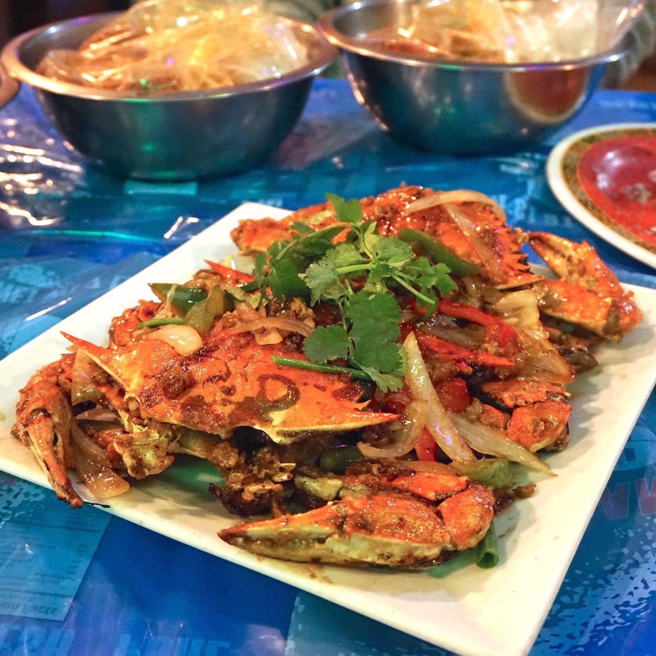 Wild cajun 2  knock your socks off tamarind blue crabs   creqmc