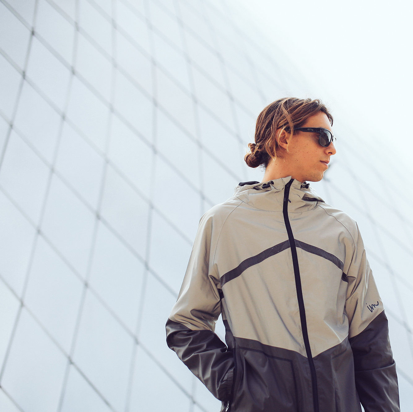 Theory reflective jacket nuskdh