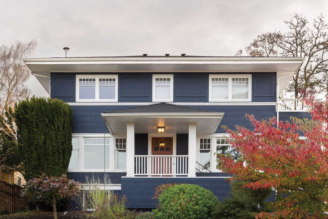 A Bold Remodel Breathes New Life into a 100-Year-Old Leschi Home ...
