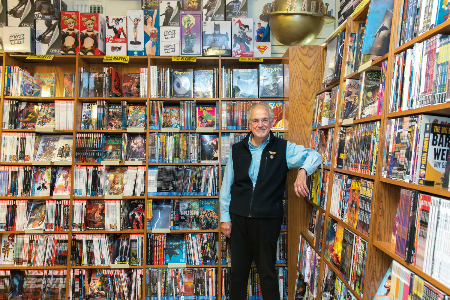3c57028dc9db Golden Age Collectibles Might Be the Oldest Comic Store in the World