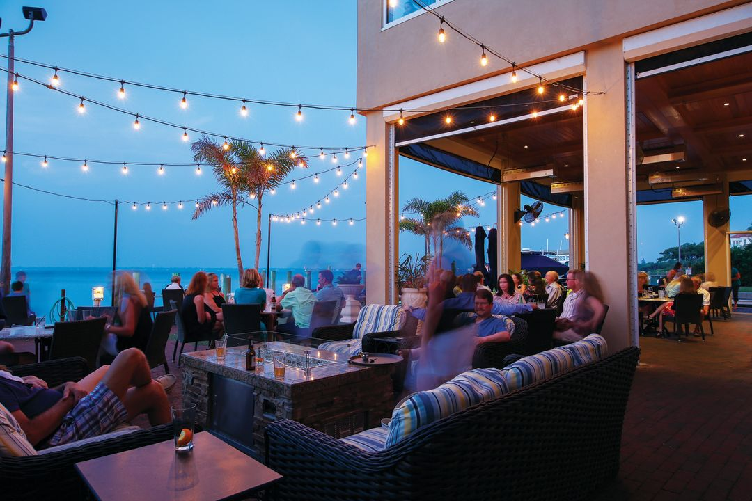 The Best Waterfront Restaurants In Sarasota Manatee