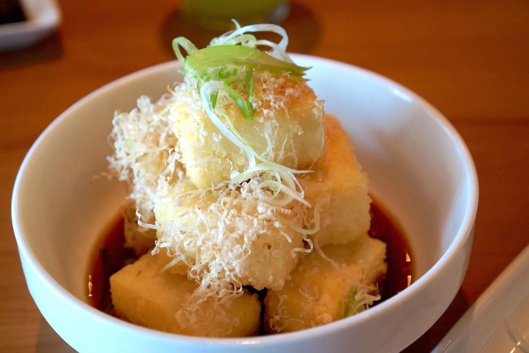 Oba   agedashi tofu ymzsmb