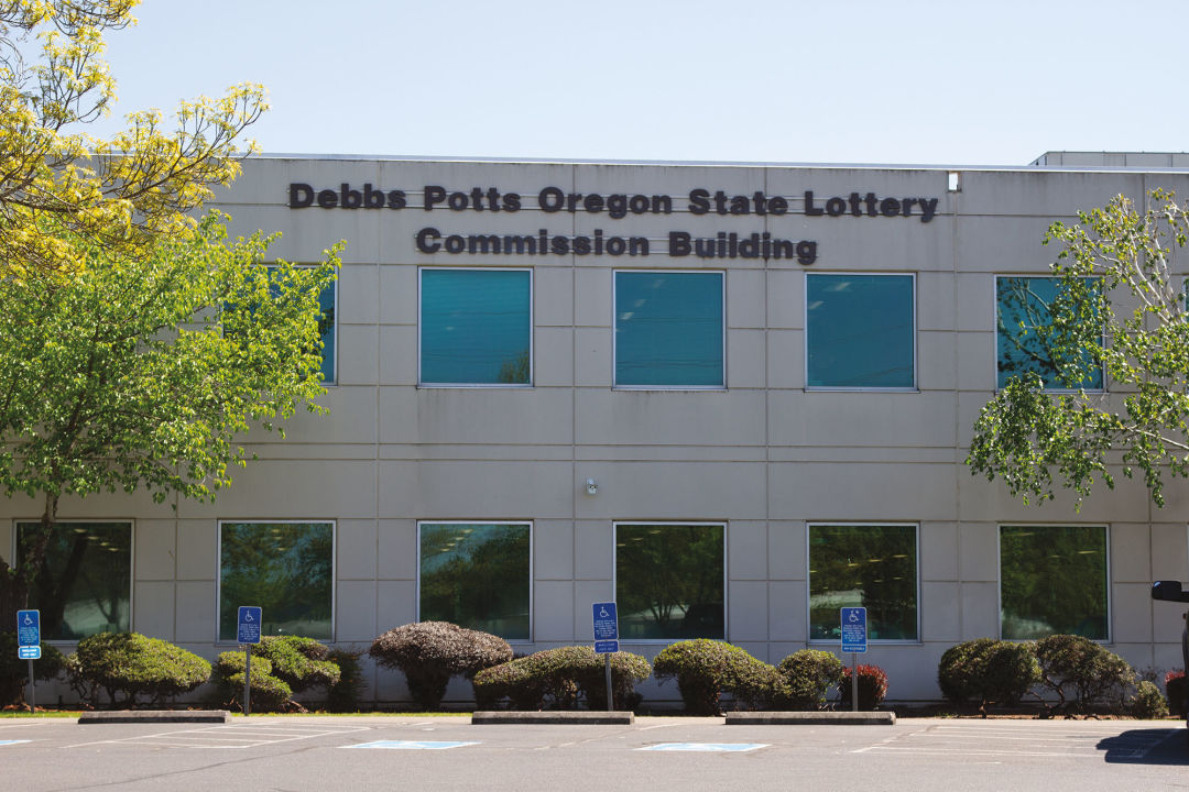 Is Oregon Addicted to the Lottery?   Portland Monthly