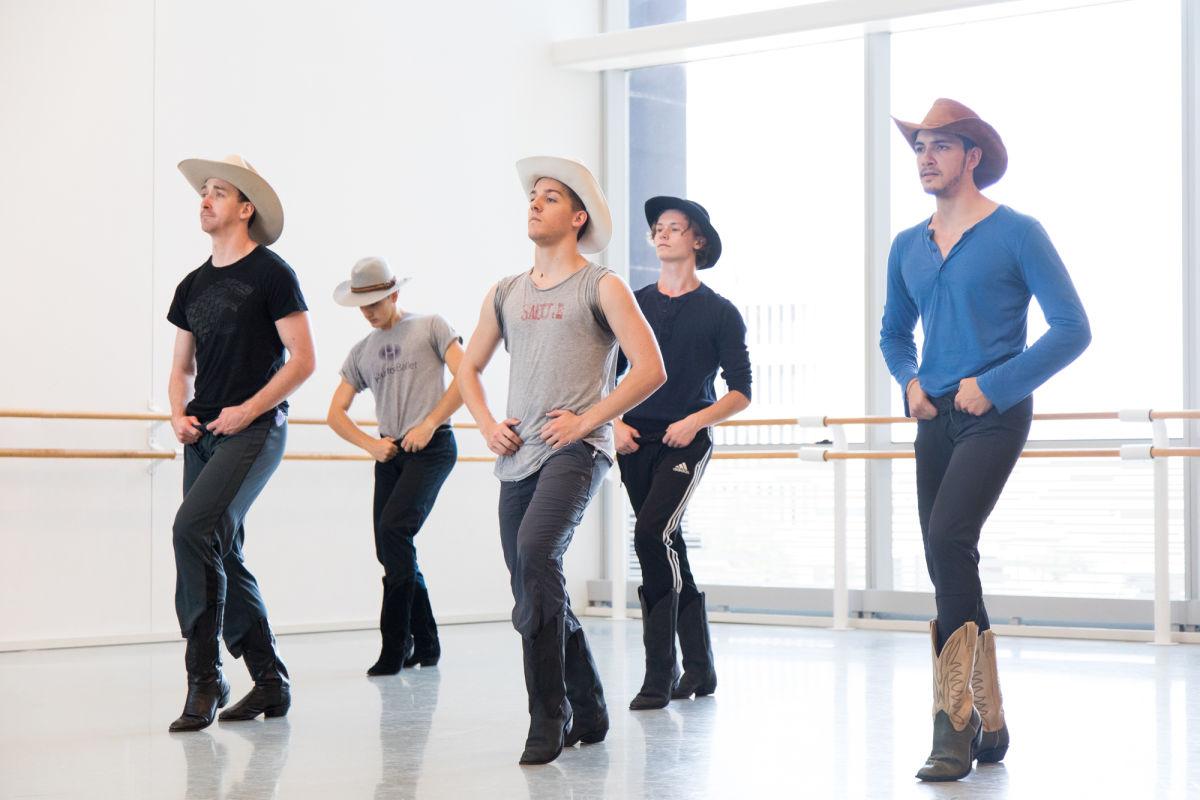 How TUTS and Houston Ballet Plan to Build Upon the Already Monumental Oklahoma!