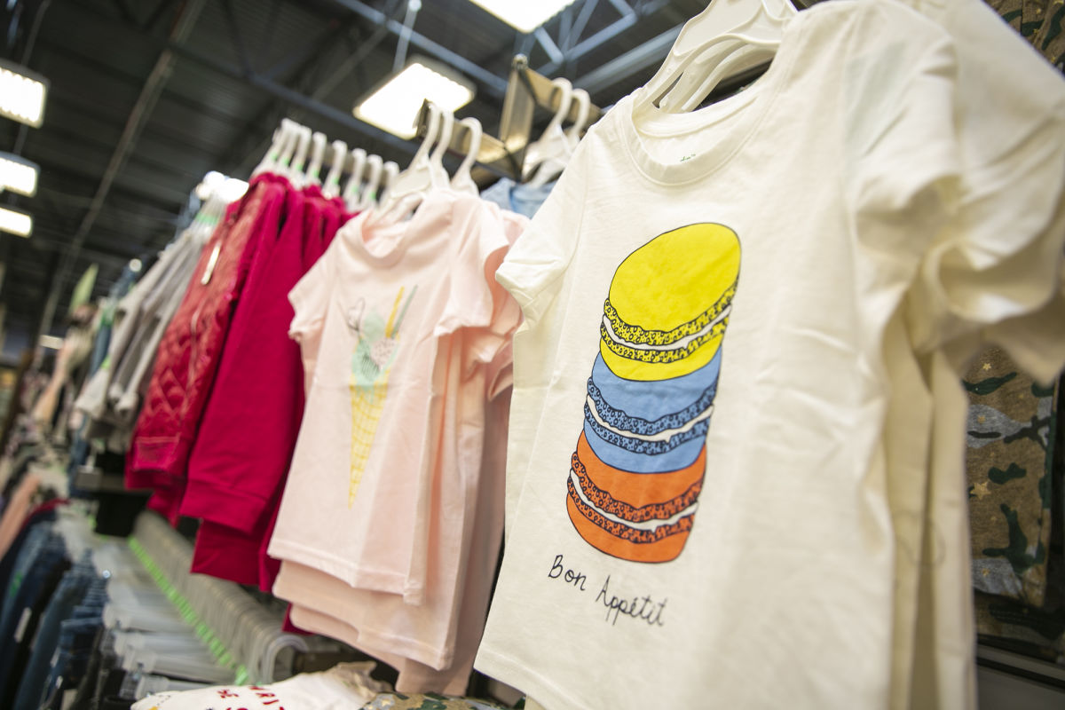 Attention, Shoppers: Kroger Now Has Its Own Clothing Line