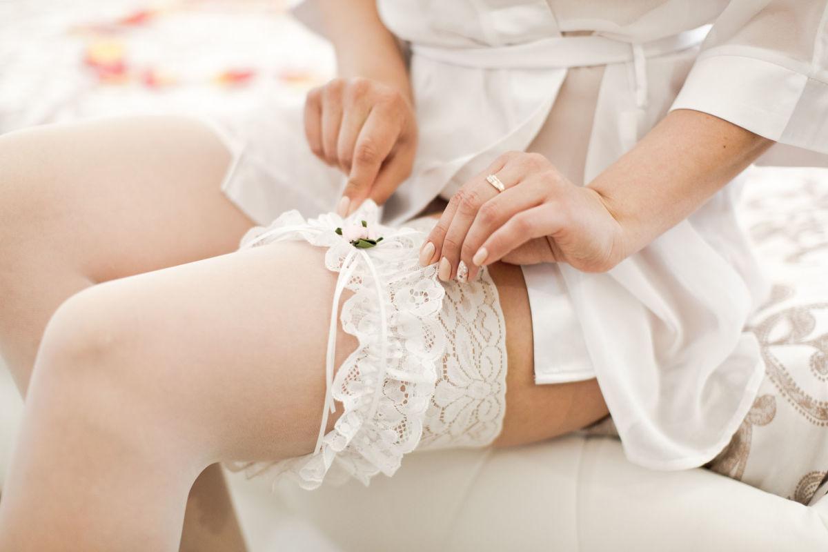What Should You Wear Under Your Wedding Dress?   Houstonia Magazine
