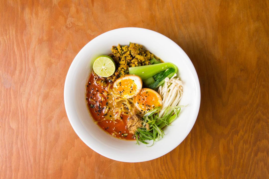 This week in restaurant news korean fried chicken in for Jordan s fish and chicken menu