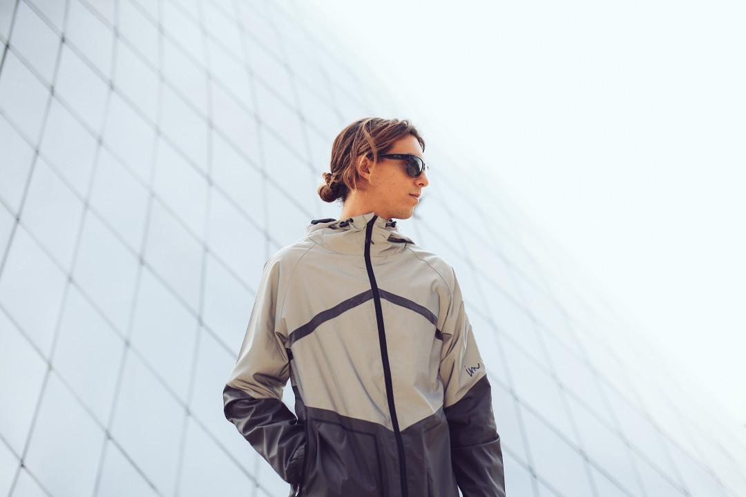 Theory reflective jacket masrwh