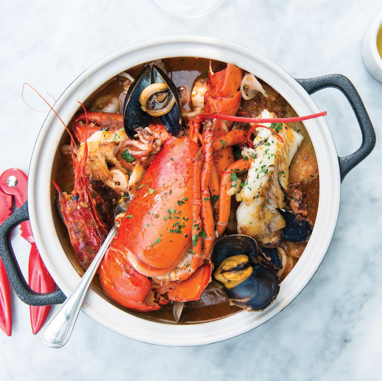 Cinque terre seafood soup h4v3hn