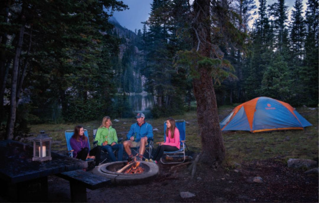 20 Perfect Campsites for Every Kind of Camper | Park City