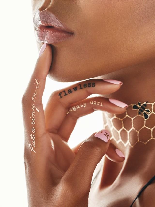 Bb 4 flash tattoo pkg 1039 amaozy