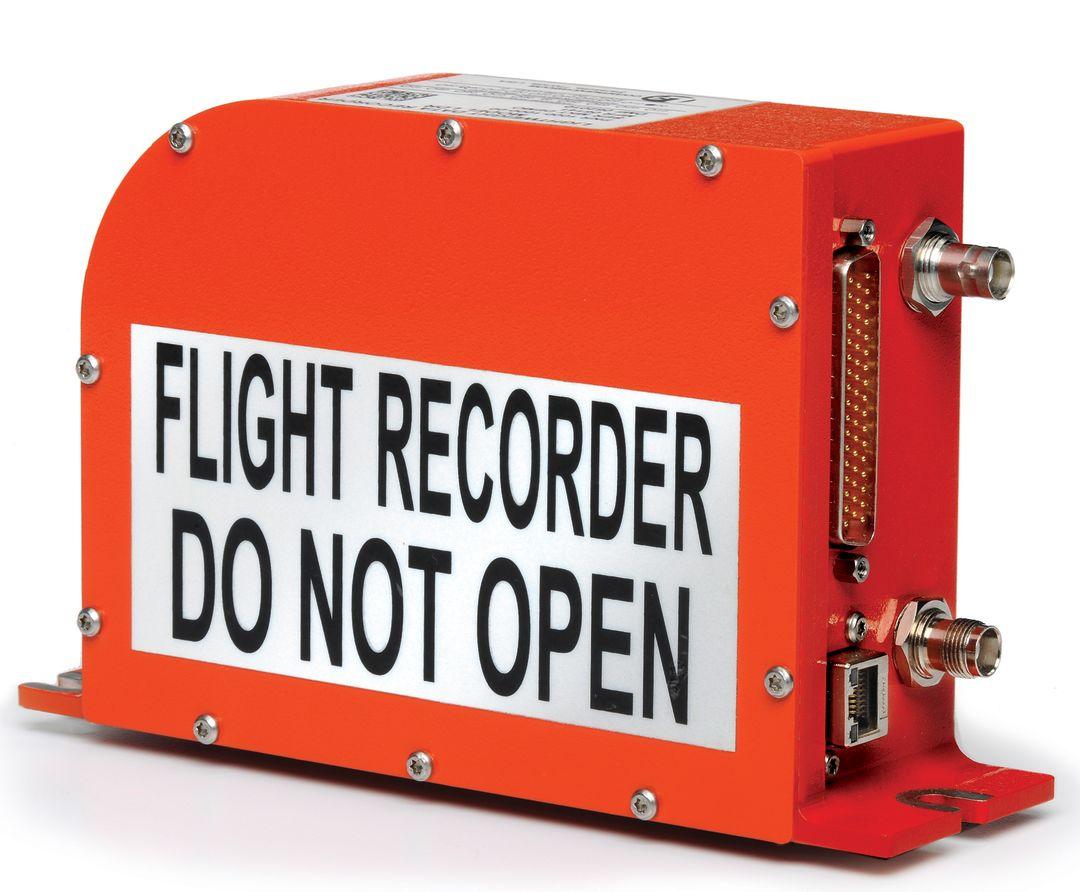 Flight recorder iqny1c