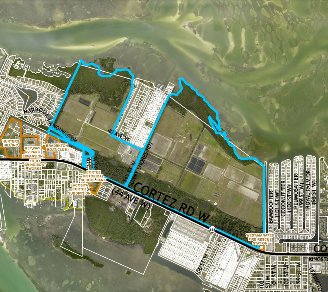 Manatee County Commission Approves 1 950 Unit Project