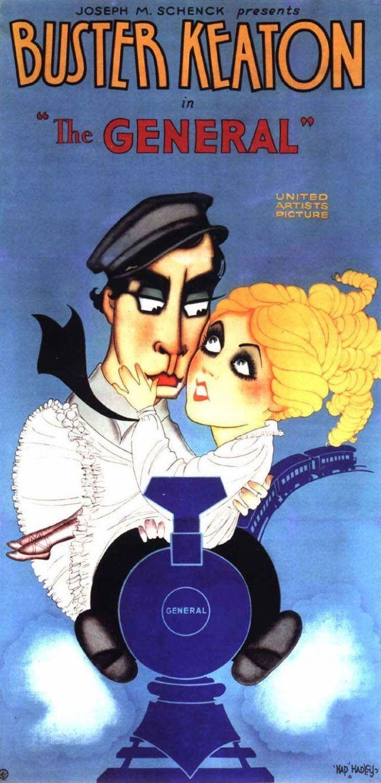 General movie poster kyvo8l