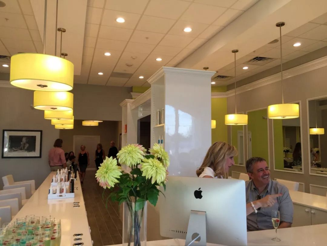 Sarasota Company Completes Salon Remodel   Sarasota Magazine