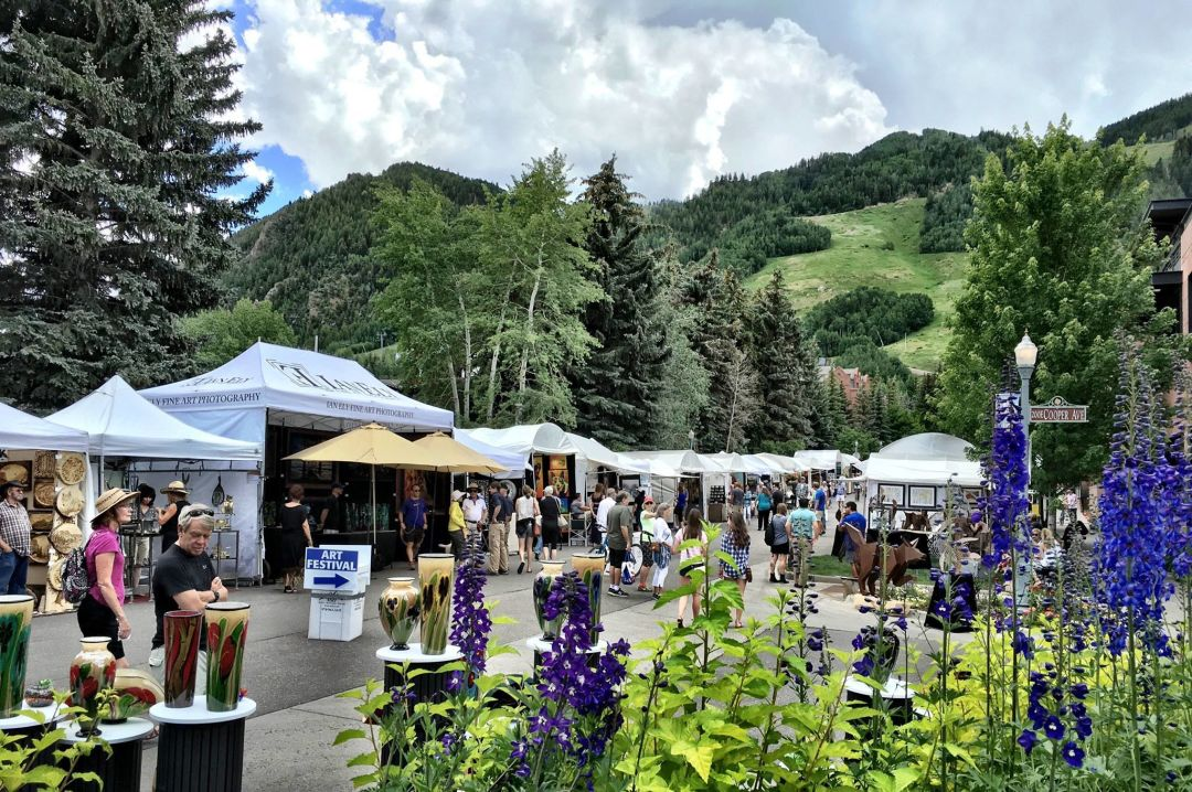 Aspen Weekend Agenda: July 21-23, 2017 | Aspen Sojourner