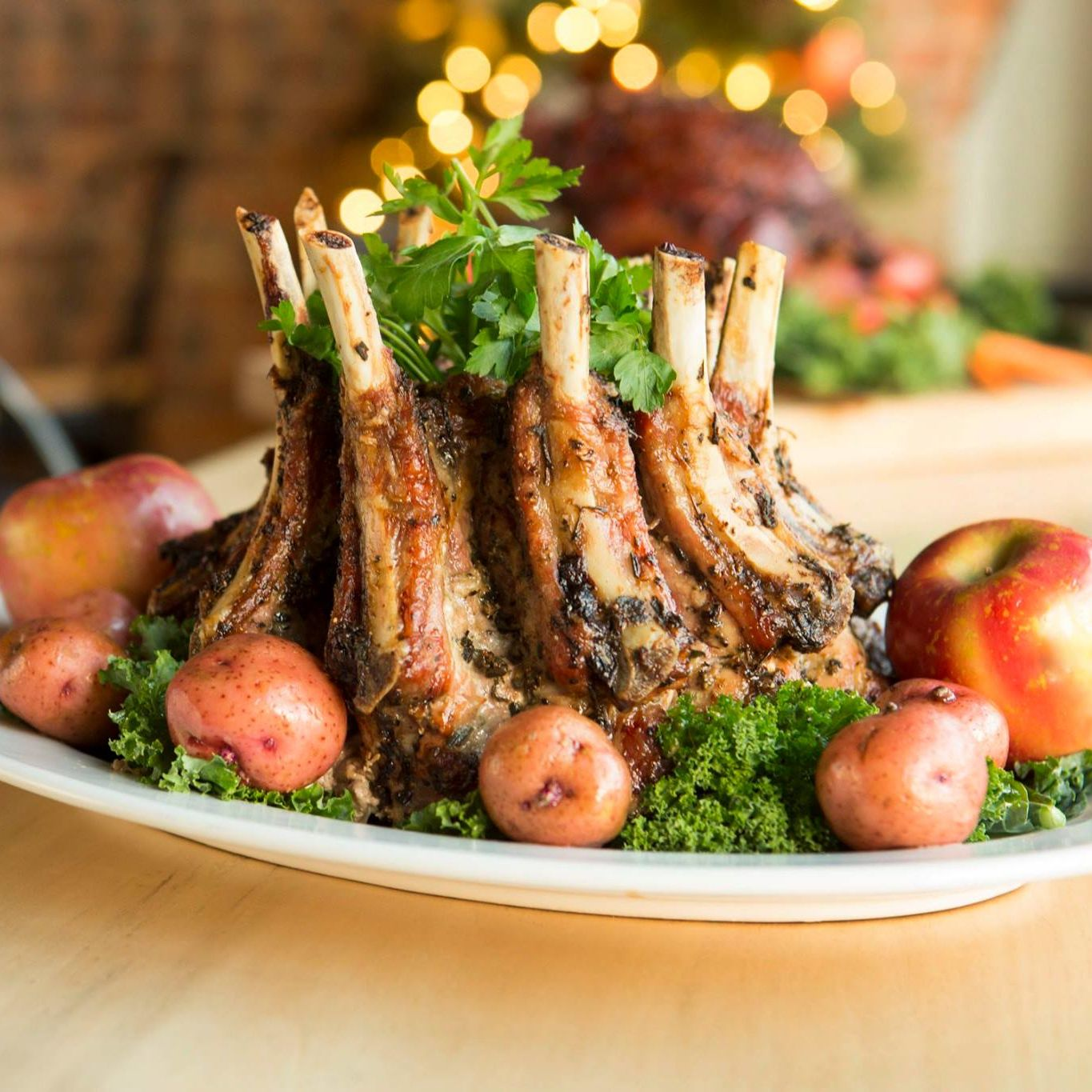 Rack of lamb i6i0yd