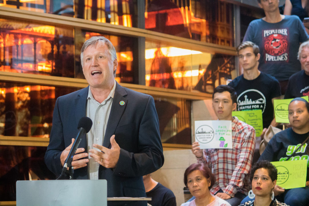 What Seattle's Green New Deal Means for Our Future