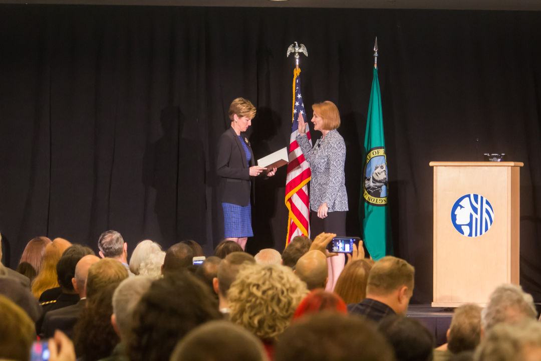 Jenny durkan seattle mayor swearing in jan 8 2018 bertha landes room gmyumf