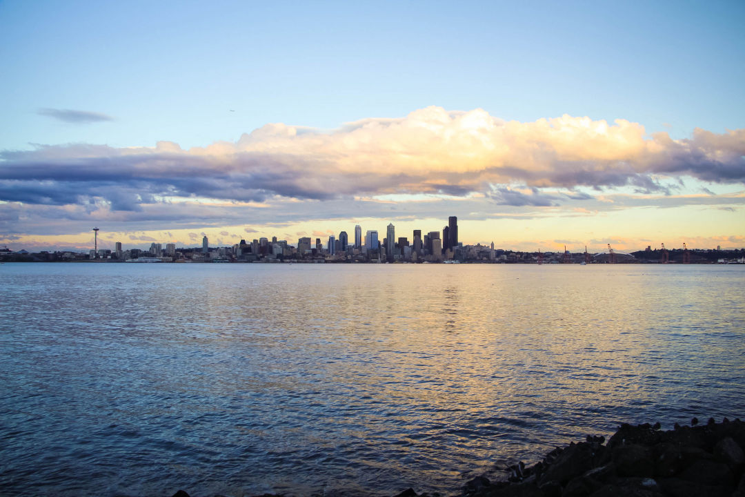Puget sound seattle sunset lindley ashline tpeaa8