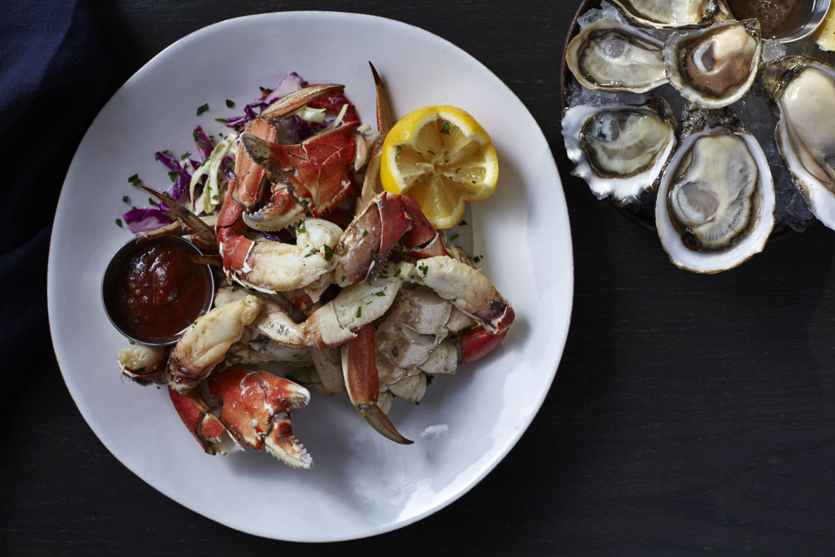 Seattle Chefs Are Slinging Shellfish to Benefit Little Skookum Inlet