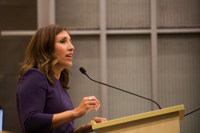 Teresa mosqueda swearing in speech seattle city council mfx7wj