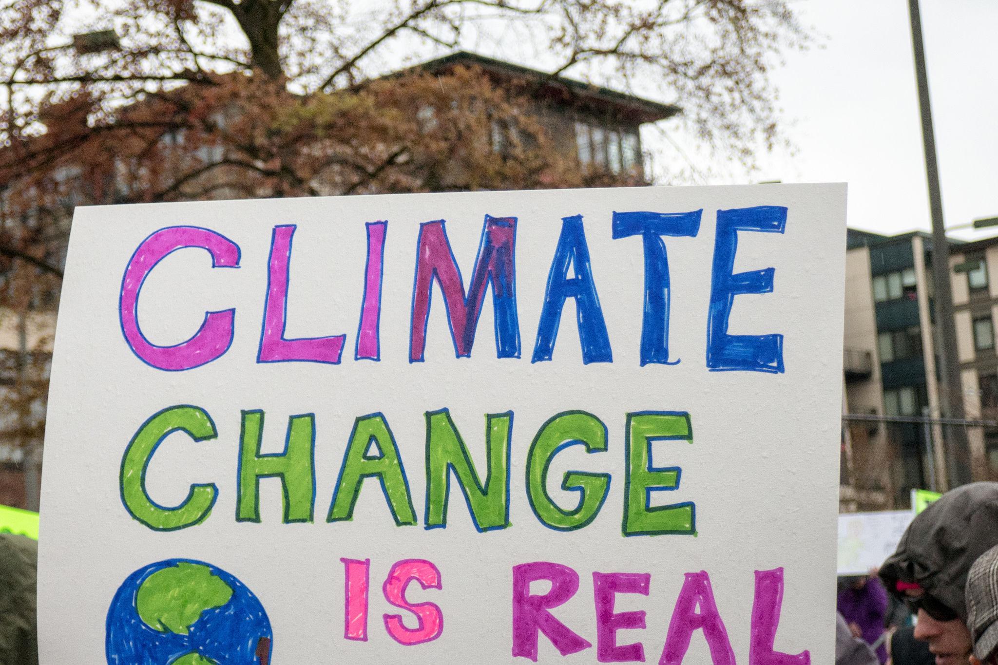 Climate change david lee march for science seattle u6viaz