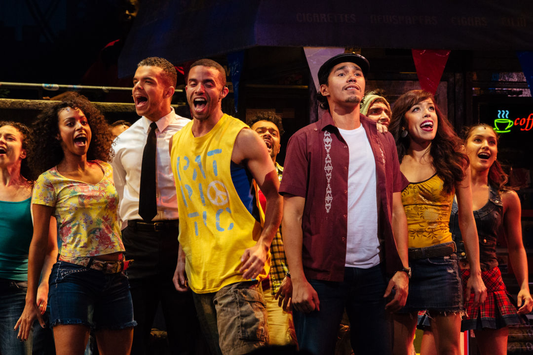The cast of in the heights photo by os galindo ni2zpm