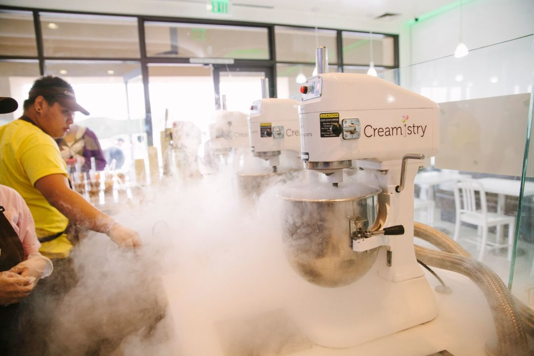 Is Creamistry the Ice Cream of the Future? | Houstonia