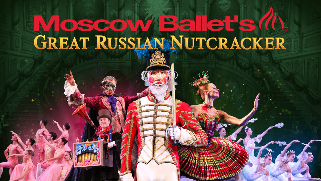 Moscow ballet great russian nutcracker govcj2