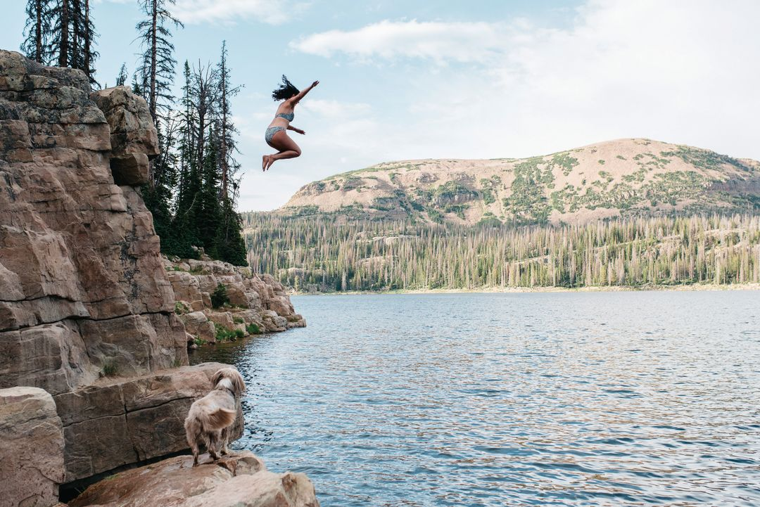 Cool Off at these Nearby Swimming Holes | Park City Magazine