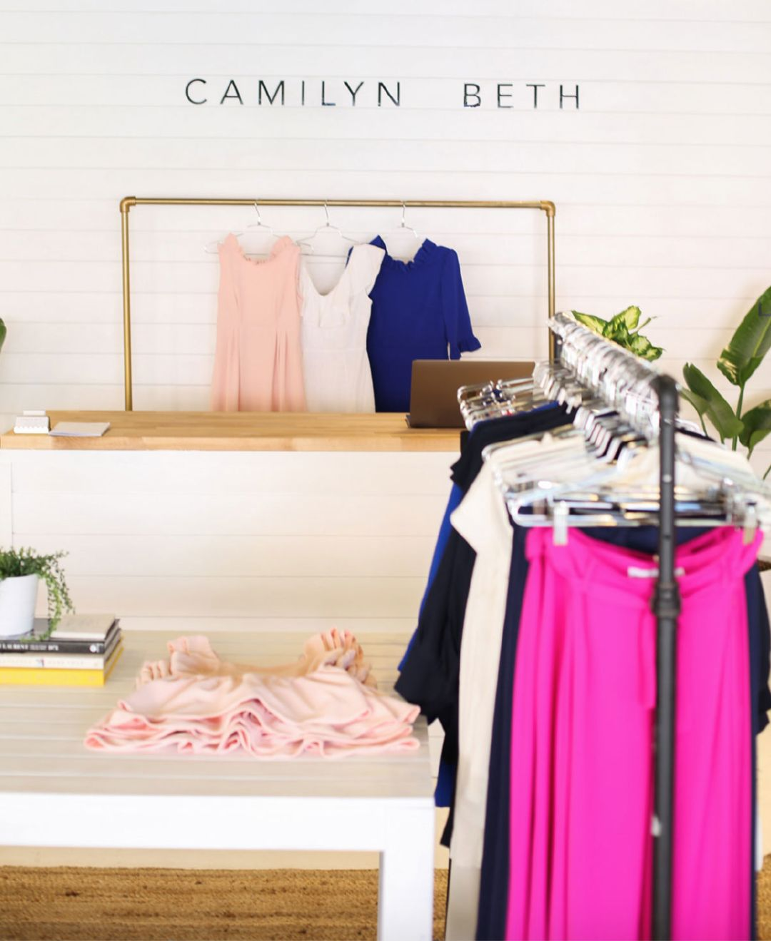 The new Camilyn Beth boutique on Palm Avenue in downtown Sarasota