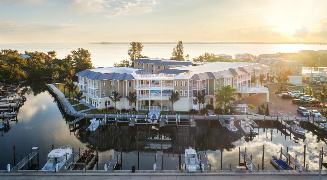 Waterline Marina Resort