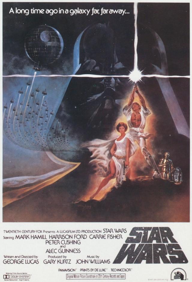 Star wars poster lwwwy1