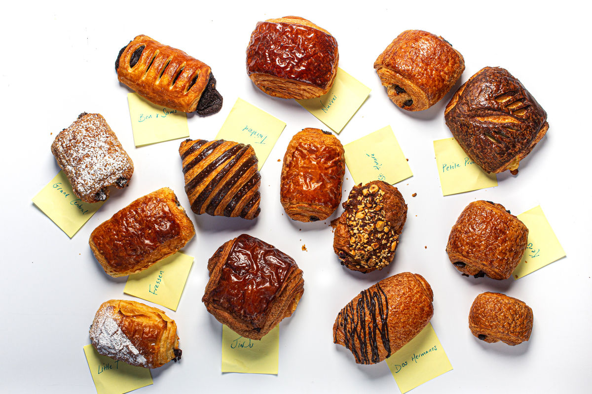 Our Top 6 Chocolate Croissants, Ranked